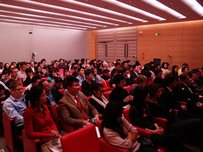 Public de la conférence