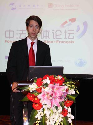 Discours de M. Anziani, président du China Institute